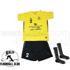 Spillersæt U15 - Herlev Floorball - Mexico