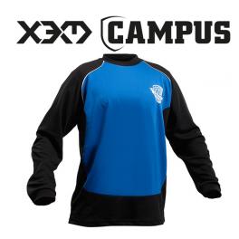 X3M Campus Målmandstrøje blå