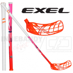 Exel Doublecurve Neon Orange Uniflex