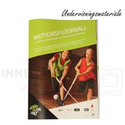 MotionsFloorball  – et medrivende idrætskoncept med dokumenteret sundhedseffekt