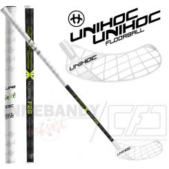 Unihoc Unity TeXtreme 26 white/yellow