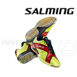Salming X-Factor 2 Jr lime/rød