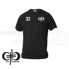 T-shirt - Greve Floorball - Junior - Sort