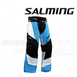 Salming Cross Målmandsbukser - hvid/sort/blå