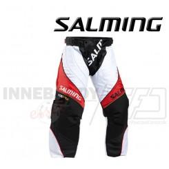 Salming Cross Målmandsbukser - sort/hvid/rød