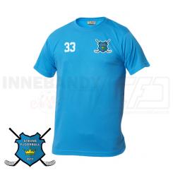 Trænings T-shirt - Stevns Floorball
