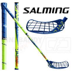 Salming Q2 KickZone Tipcurve Youth 35