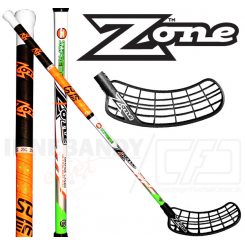 Zone Supreme Ultralight 31 orange laser