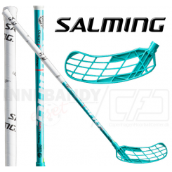 Salming Matrix 32 turqouise (87 cm - Right)