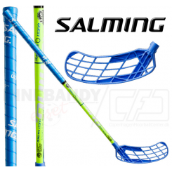Salming Matrix 32 blue / green (82 cm)