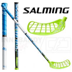 Salming Q2 KickZone TipCurve 5° 35 Jr
