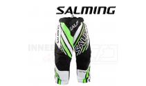 Salming Phoenix Målmandsbukser white / geecko green