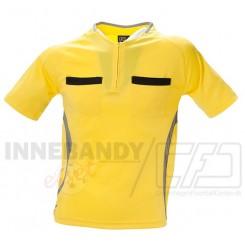 Dommertrøje Gul (Den officielle trøje fra Unihoc)