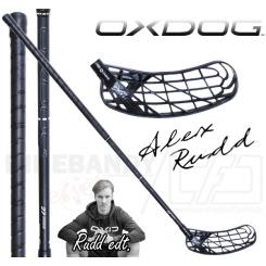 Oxdog Zero Rudd edt. 27 Sweoval black