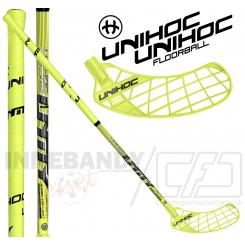 Unihoc Unity Curve 3.0° STL 26 neon yellow