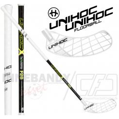 Unihoc Unity TeXtreme 26 white/black - Floorballstav