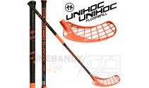 Unihoc Epic 29 black/neon orange