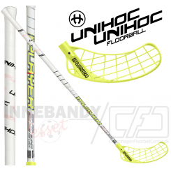 Unihoc Replayer Super Top Light 29 white/neon yellow