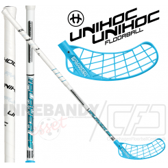 Unihoc Replayer Curve 1.0° STL 26 white/blue