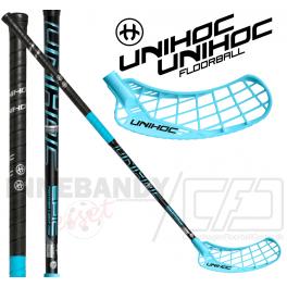 Unihoc Epic Feather Light 26 black/ice blue