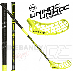 Unihoc Epic Curve 1.0° STL 29 black/yellow