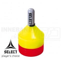 Select keglesæt med lås - 24 kegler