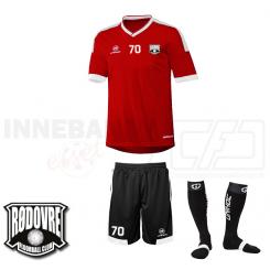 Spillersæt - Rødovre FC - Hjemmebane - Campione