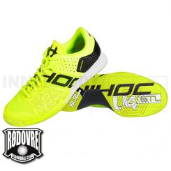 Unihoc U4 STL LowCut Men yellow - Rødovre FC