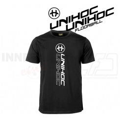 Unihoc T-shirt - Player black
