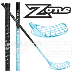 Zone Hyper AIR Superlight Curve 2.0° 27 black/blue