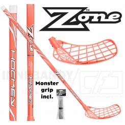 Zone Hyper Hockey Ultralight 27 coral