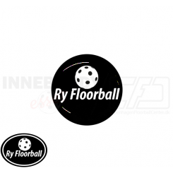 End cap med logo - Ry Floorball