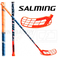 Salming Q1 X-shaft TourLite TipCurve 2° 30