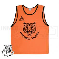 Overtræksvest - Haubro Tigers - Orange