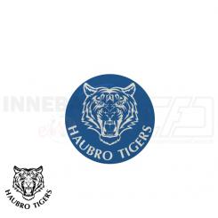End cap med logo - Haubro Tigers