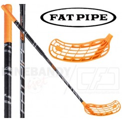 Fat Pipe G-Series 27 - Sort/orange
