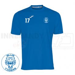 Hjemmebane Spilletrøje - Blue Tigers