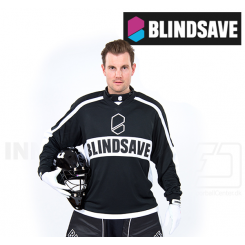 Blindsave Goalie Jersey - black