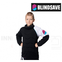 Blindsave Goalie Jersey Kids - black