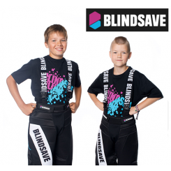 Blindsave Goalie Pants Kids - black