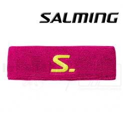 Salming Headband Knitted Azalea Pink