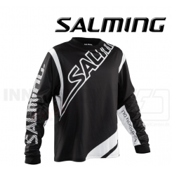 Salming Phoenix Målmandstrøje black / white