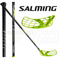 Salming Q5 X-shaft KickZone 27 - Floorballstav
