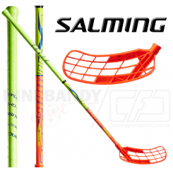 Salming Q1 X-shaft KickZone TipCurve 3° 32 orange/yellow