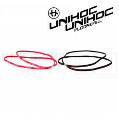 Unihoc Hairband Totti Red + Black