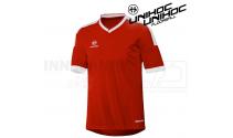 Unihoc Campione Spilletrøje Red/White