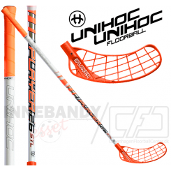 Unihoc Replayer Super Top Light 26 white/orange