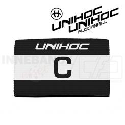 Unihoc Skipper Anførerbind sort