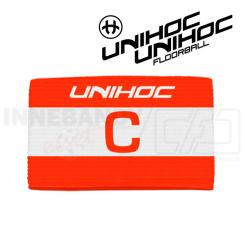 Unihoc Skipper Anførerbind rød