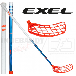 Exel Pure100 2.6 blue Oval